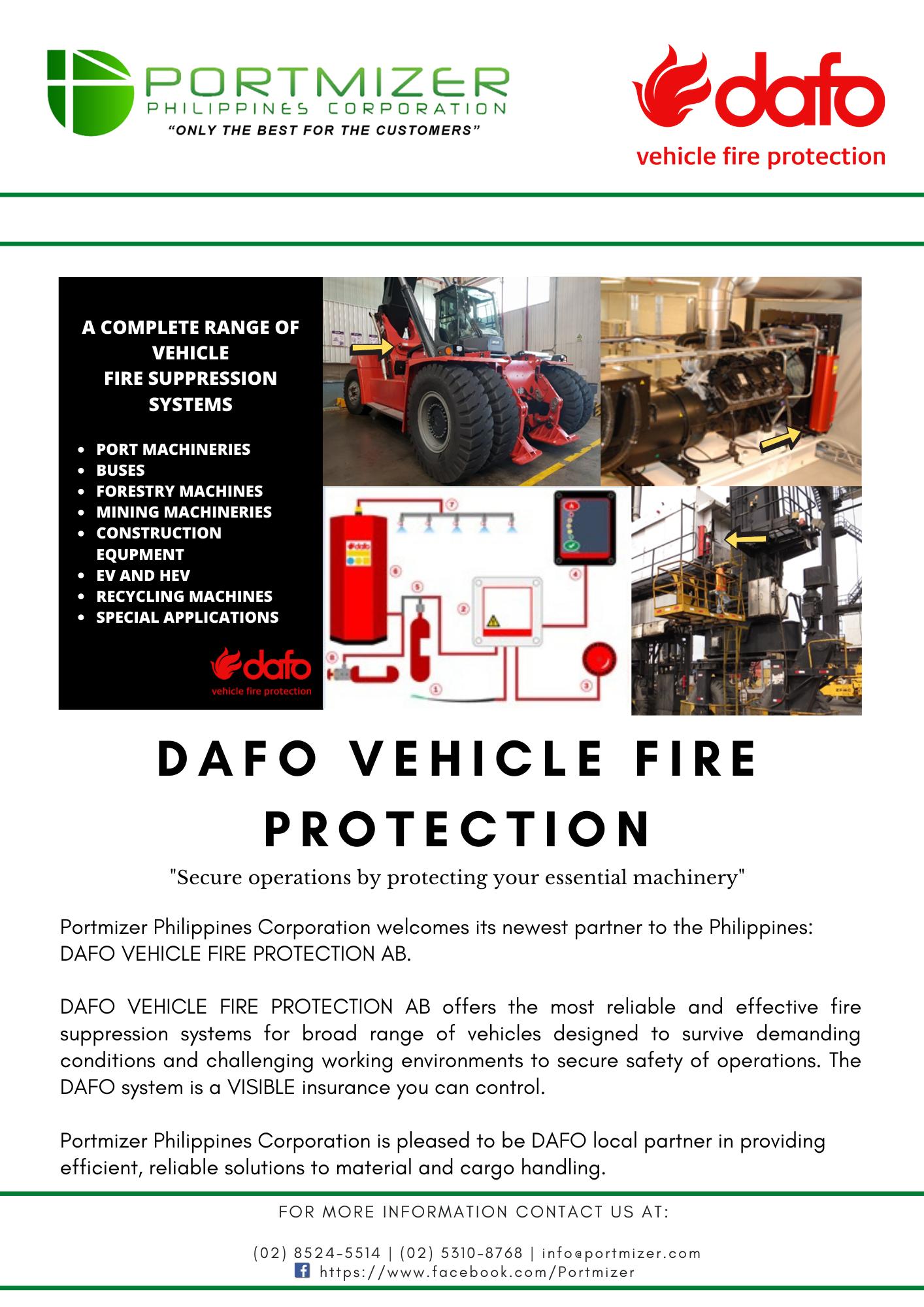 Portmizer_DAFO email newsletter